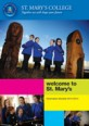 St Mary's College, Derry 2013-2014 Prospectus